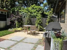 Houzz Patios Segmented Space With Pavers And Decomposed Granite Patio Http