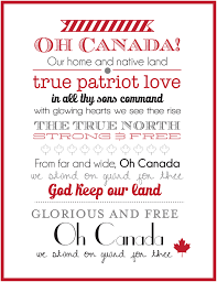canada day home decor printables u0026 instagram sign walls people