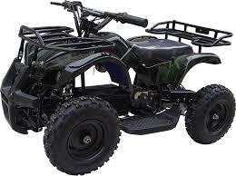 amazon com yukon trail ms u2010ealash kids electric atv mini quad 4