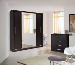 Sliding Door Bedroom Wardrobe Designs Bedroom Furniture Bedroom Armoire Small Armoire Mirror Door