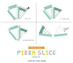 pizza slice boxes u2013 a subtle revelry
