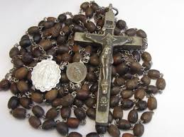 15 decade rosary prayer collection on ebay