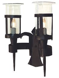 Wall Candle Holders Sconces Sconce Medieval Wall Candle Holder Torch Shape Medieval Wall