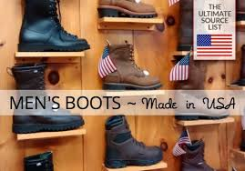 s boots usa s boots source list made in usa work boots hiking
