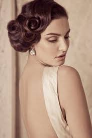 1920 bridal hair styles art deco weddings are a super hot trend right now and many