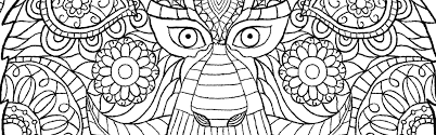 macmillan jungle book colouring book free monkey pattern