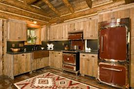 Black Kitchen Cabinet Ideas by Kitchen Design 20 Photos And Ideas Rustic Wooden Kitchen