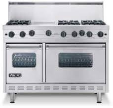 Viking 6 Burner Gas Cooktop Viking Vgic4856gss 48 Inch Pro Style Gas Range With 6 Open Burners