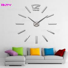 large decorative wall clocks home decor and design