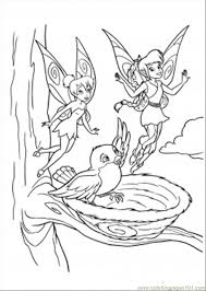 Fawn Shows Animal World Coloring Page Free Disney Fairies Disney World Coloring Pages
