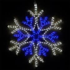 Snowflake Lights Outdoor Outdoor Christmas Light Displays You U0027ll Love Wayfair