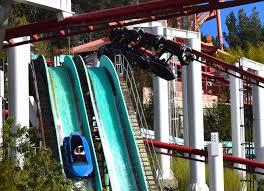 Six Flags Offers Floorless Ninja How Vekoma Trains Could Elevate The Blackbelt Of