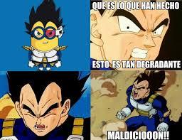 Memes De Los Minions - odio los minions meme subido por jocvege192 memedroid