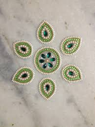 Home Trends And Design Mango by Top 25 New Kundan Floor Rangoli Design Images Collection