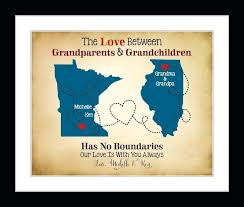 grandmother gift ideas personalized gift for grandparents gift for grandparents i you