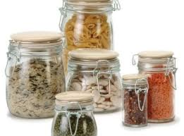 kitchen storage canisters kitchen storage jars glass dominy info amazing throughout 10