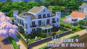 build my house the sims 4 build my house 01 villa dei fiori build mode