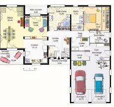 plan de maison avec 4 chambres plan maison etage 4 chambres 14 la le de en l avec 3 lzzy co