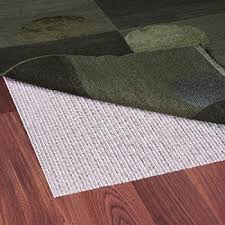 Rug Pad For Laminate Floor Amazon Com Grip It Non Slip Rug Pad For Rugs On Hard Surface