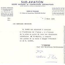 si e social toulouse concorde prototype 001 f wtss musée de l air et de l espace
