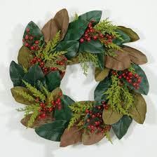 magnolia leaf wreath magnolia leaf wreath wreaths unlimited