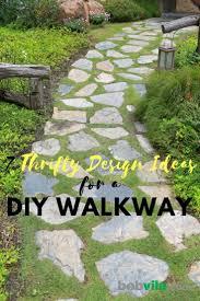 Walkway Garden Ideas Diy Garden Paths 7 Thrifty Designs Bob Vila