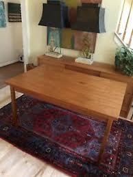 Teak Dining Room Tables Teak Dining Table Ebay