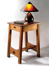 Side Table Plans The Lost Stickley Side Table Popular Woodworking Magazine