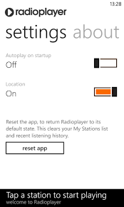 Radio Locator App Uk Radioplayer Review All About Windows Phone