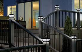 Led Solar Deck Lights - deck lighting outdoor deck lighting products low voltage led