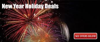 new years holidays 2017 new years 2017 sun package holidays