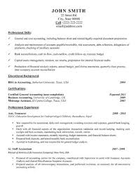 Accounts Payable Resume Keywords 8 Best Best Accounts Receivable Resume Templates U0026 Samples Images