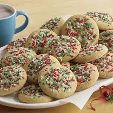 gluten free vanilla christmas cookies swiss colony