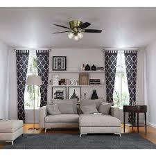 brass ceiling fans ceiling fans u0026 accessories the home depot