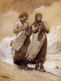 W Homer Artist by 113 Best Winslow Homer In The North East Of England Images On