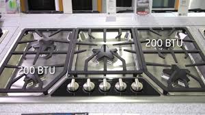 Best Gas Cooktops 30 Inch Thermador 36 Inch Gas Range Top Sgsx365fss Features Youtube