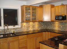 Oak Kitchen Design Excellent Light Maple Kitchen Cabinets Ideas For Your Stunning