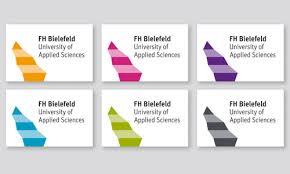 fh bielefeld design fh bielefeld einheit in vielfalt neues corporate design