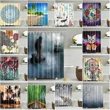 Animal Shower Curtain Animal Print Shower Curtain Ebay