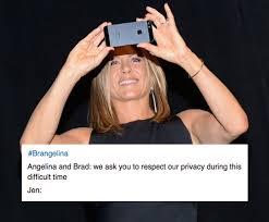 Jennifer Meme - 13 hilarious jennifer aniston meme reactions to the brangelina split