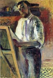self portrait in shirtsleeves henri matisse