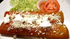 imagenes enchiladas rojas enchiladas rojas de pollo receta complaciendo paladares sauces
