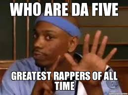 Rapper Meme - dylan chappelle weknowmemes generator