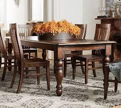 rectangular dining room table immense hill creek black 5 pc