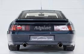 alpine a610 koop een renault alpine v6 turbo le mans in nederland autoblog nl