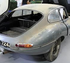jaguar xk type barn find u0027 jaguar xk e reigns at british auction classiccars com