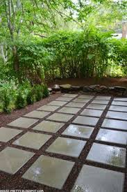 Diy Pavers Patio Paver Patio In A Small Space Brick Bordered Planting Areas