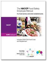 haccp cuisine instruis publishing