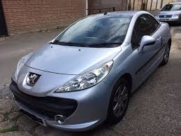 peugeot 208 cabriolet for sale peugeot 207 convertible 2008 priced to sell in muswell hill