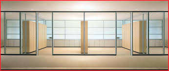 Partition Wall by Office Partition Walls Ukcrl Cascade Glass Wall System Panels